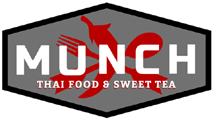 Munch Thai Food & Sweet Tea Logo